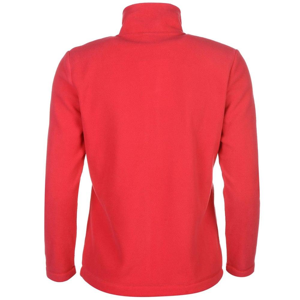 GELERT Women's Ottawa Fleece Jacket - Coral Pink