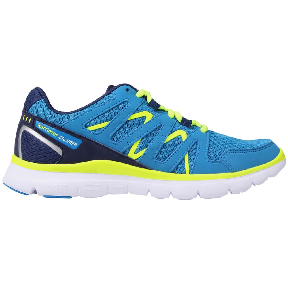 KARRIMOR Boys' Duma Running Shoes - BLUE/NAVY