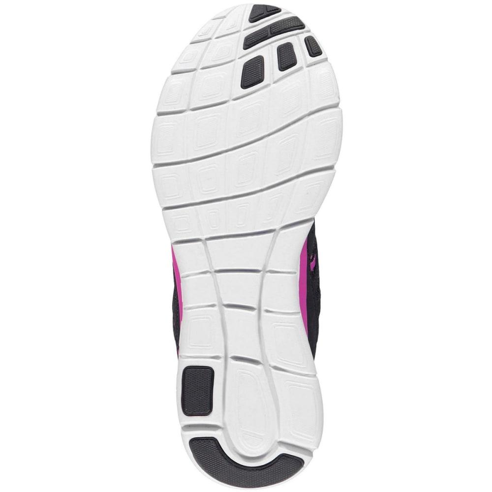 KARRIMOR Girls' Duma Running Shoes - Navy/Purple