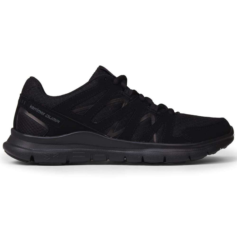 KARRIMOR Women's Duma Running Shoes - BLACK/BLACK