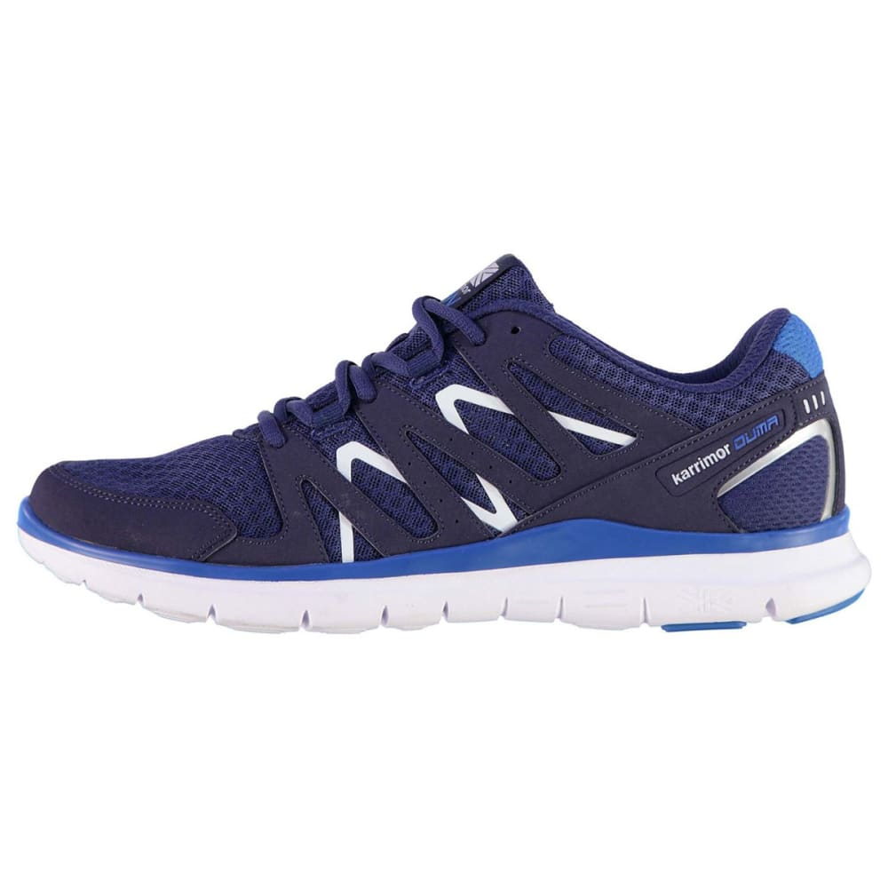 KARRIMOR Men's Duma Running Shoes - NAVY/BLUE