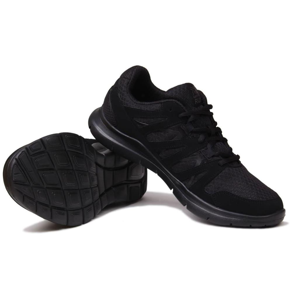 KARRIMOR Men's Duma Running Shoes - BLACK/BLACK