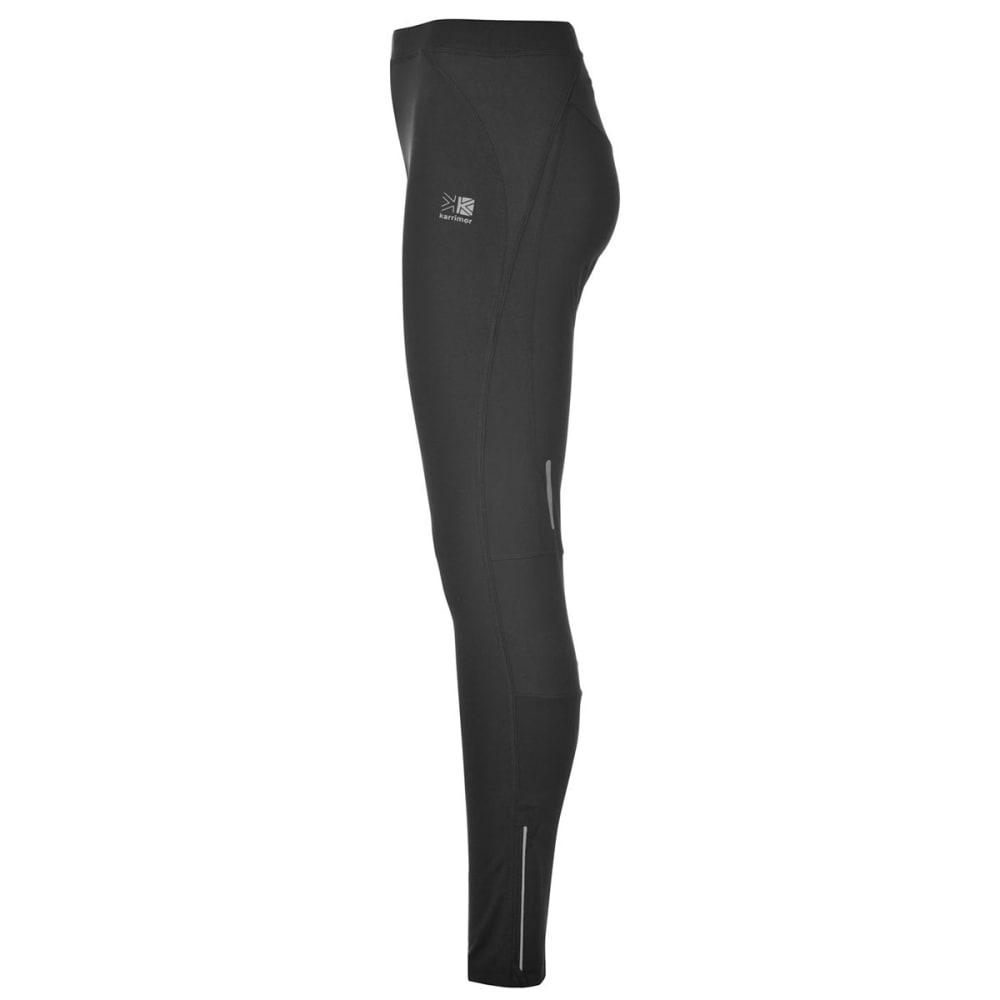 KARRIMOR Women's Running Tights - BLACK