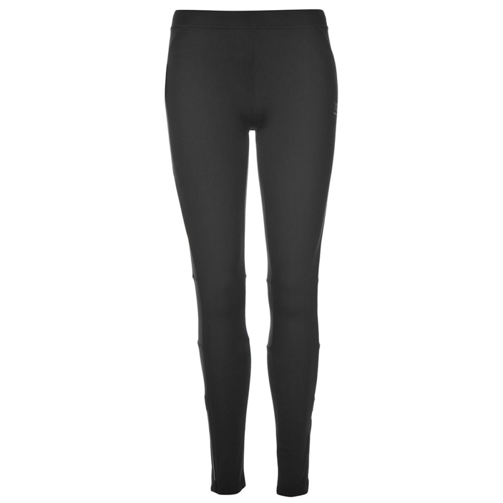 KARRIMOR Women's Running Tights - BLACK