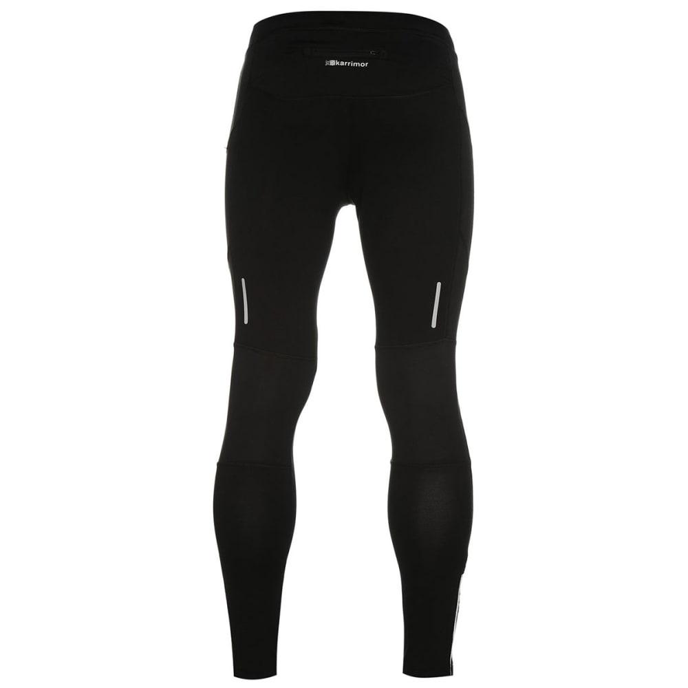 KARRIMOR Men's Running Tights - BLACK