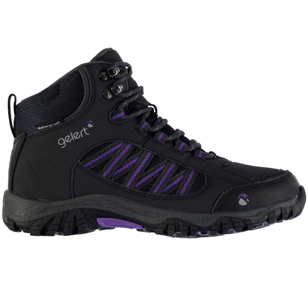 GELERT Women's Horizon Waterproof Mid Hiking Boots - NAVY