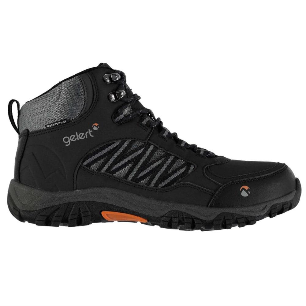 GELERT Men's Horizon Waterproof Mid Hiking Boots - NAVY