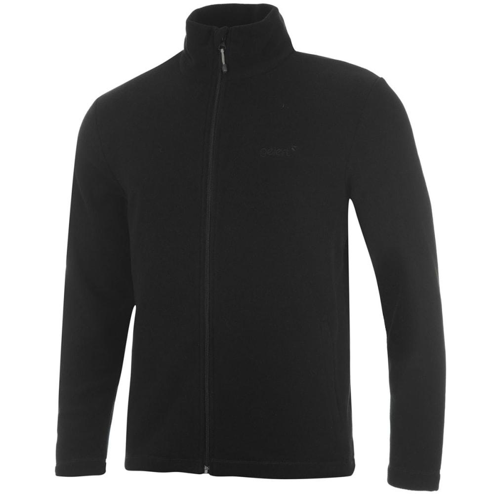 GELERT Men's Ottawa Fleece Jacket - BLACK