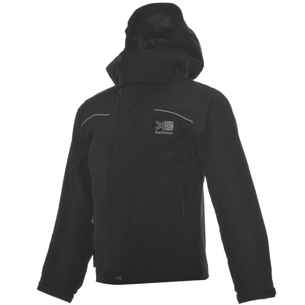 KARRIMOR Big Kids' 3-in-1 Jacket - BLACK/CHARCOAL