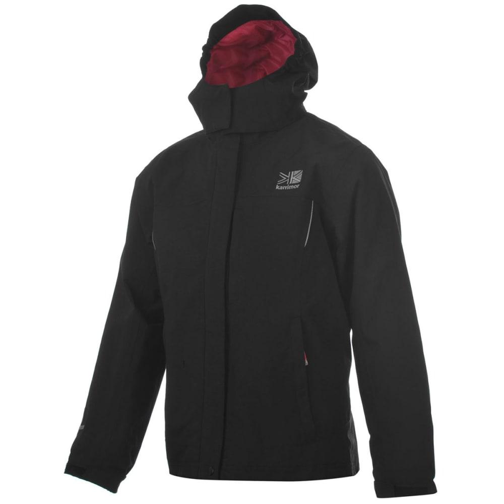 KARRIMOR Big Kids' 3-in-1 Jacket - BLACK/PINK