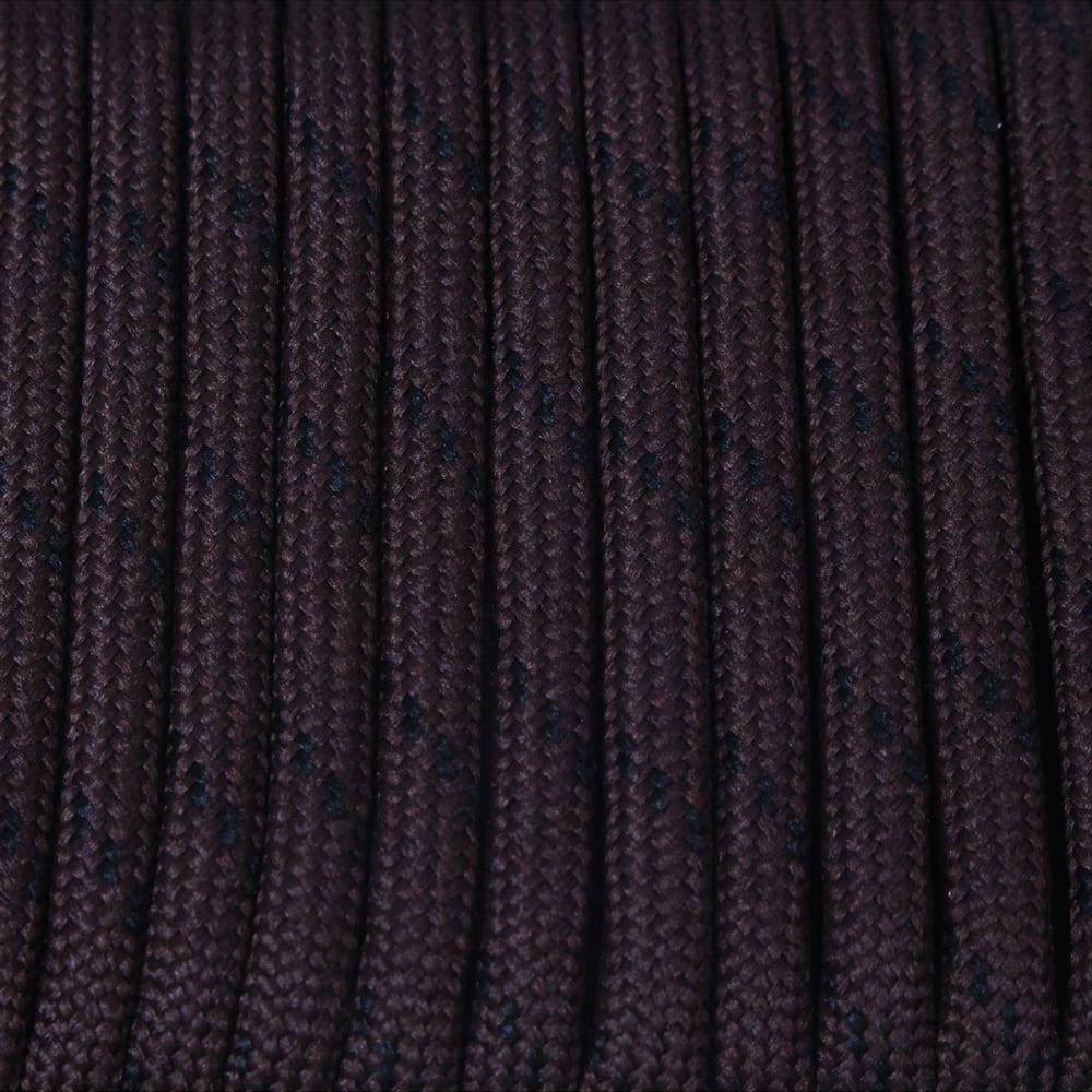 KARRIMOR Round Boot Laces - BROWN/BLACK 150 CM