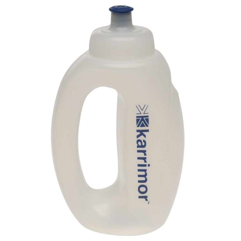 KARRIMOR Running Water Bottle, Large - WHITE/NAVY