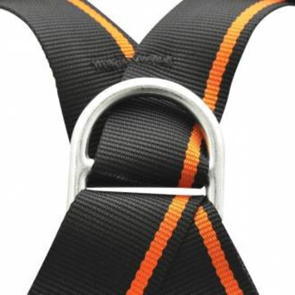 KONG Sierra Duo ANSI Harness - BLACK/ORANGE