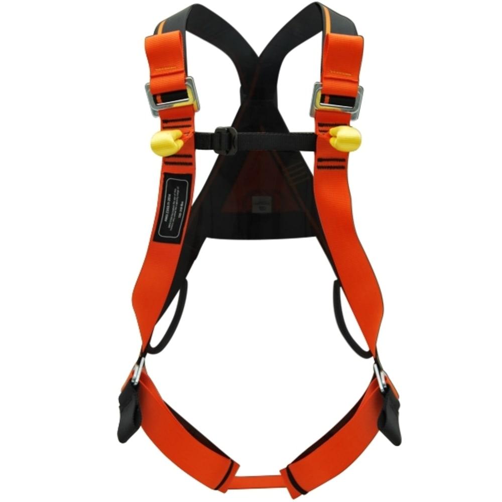 KONG Sierra Duo ANSI Harness - BLACK/ORANGE