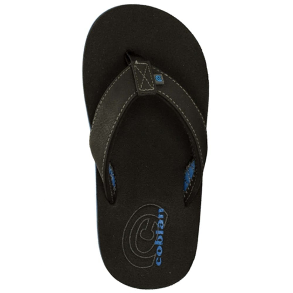 COBIAN Boys' Floater Jr. Sandals - BLACK