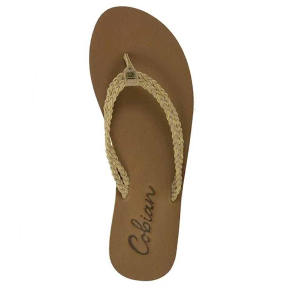 COBIAN Women's Leucadia Sandals - NATURAL