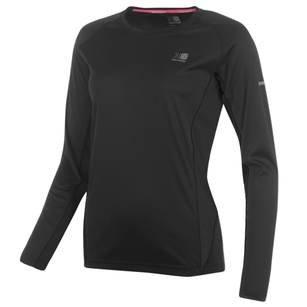 9a1a648d KARRIMOR Women's Running Long-Sleeve Tee