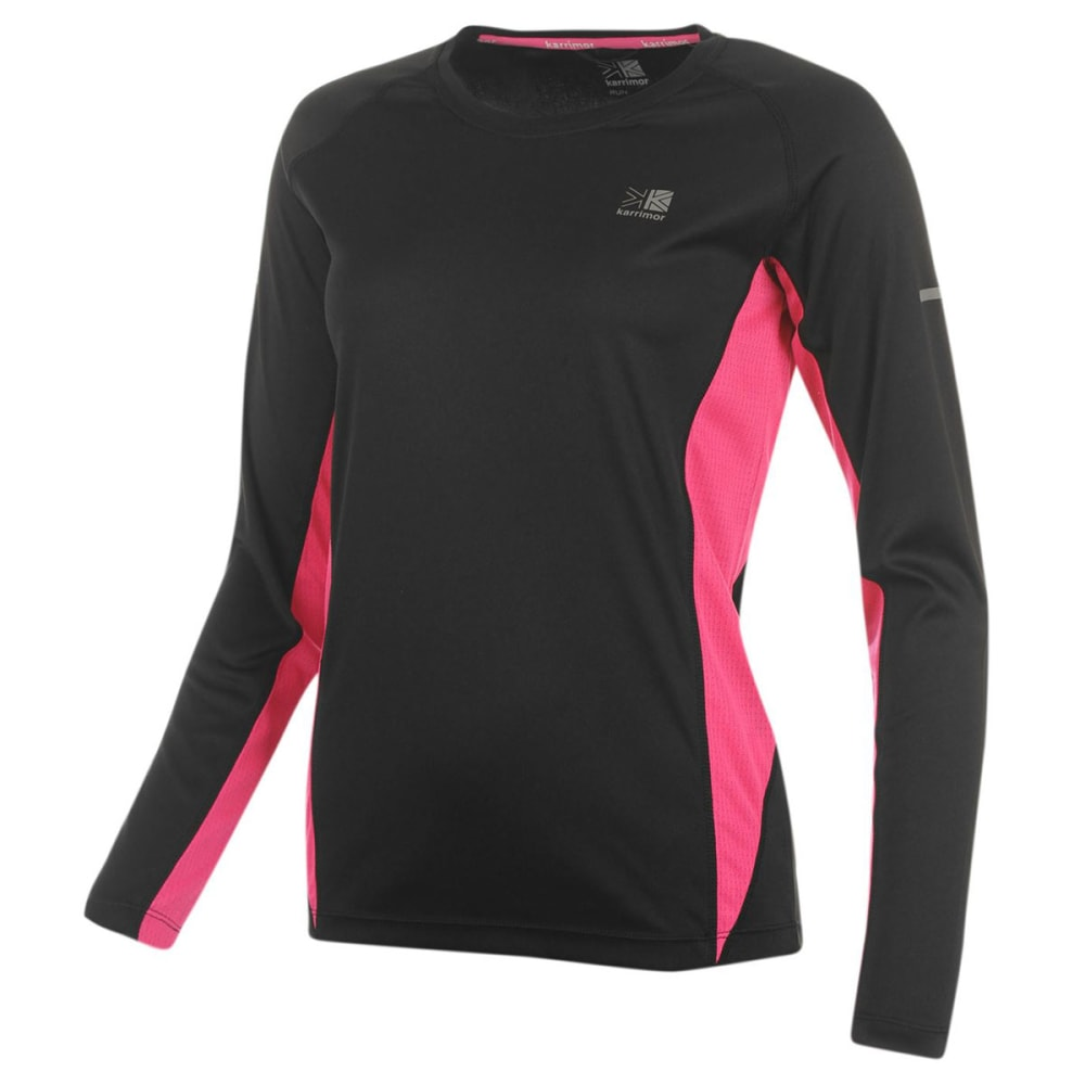 KARRIMOR Women's Running Long-Sleeve Tee 2