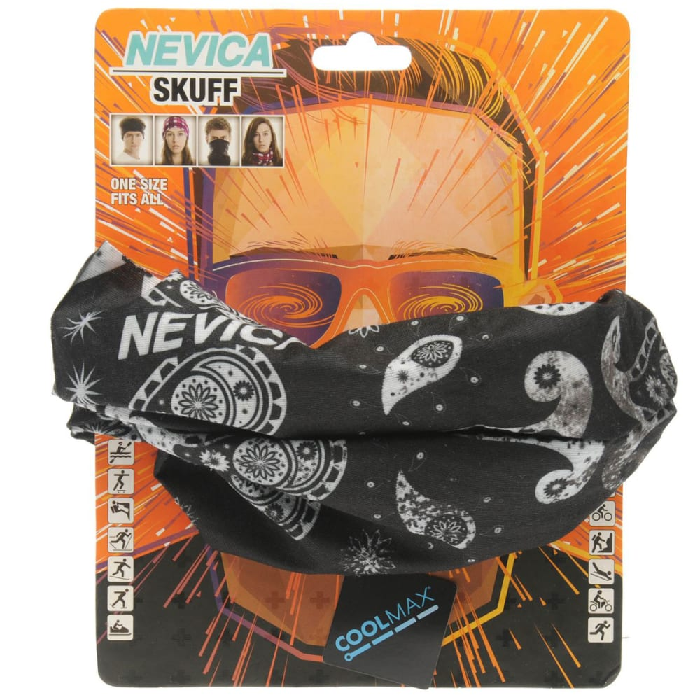 NEVICA Original Skuff - Blk/Why Paisley