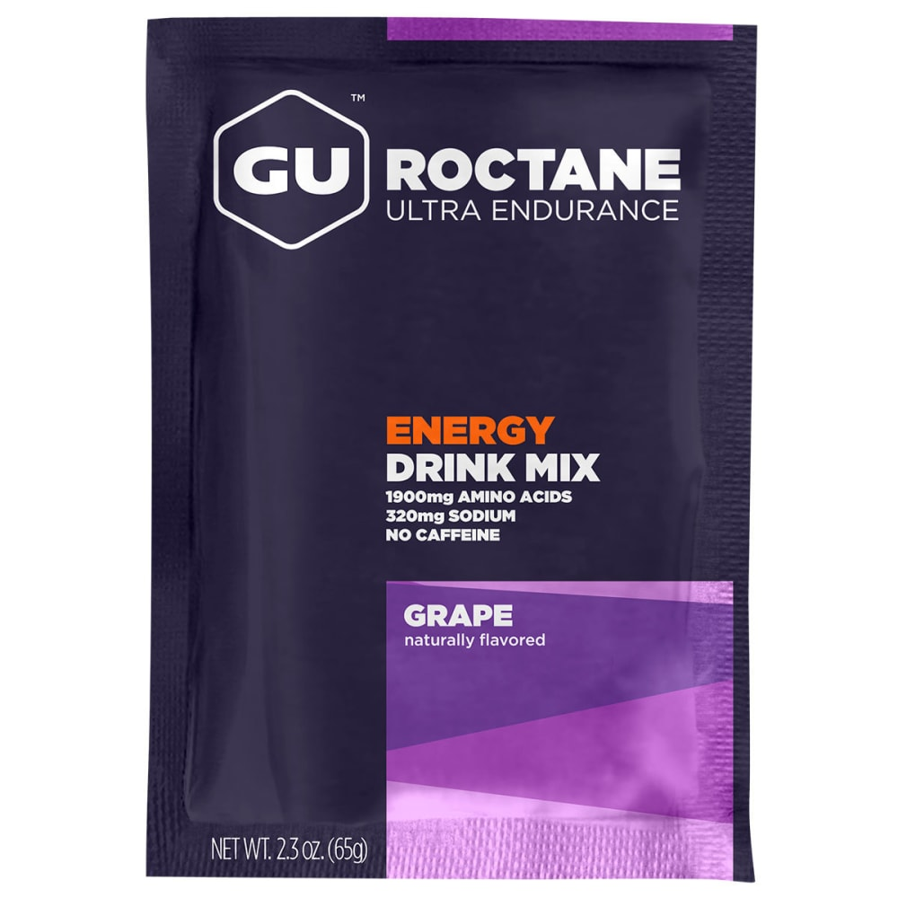 Image of GU Grape Roctane Energy Drink Mix