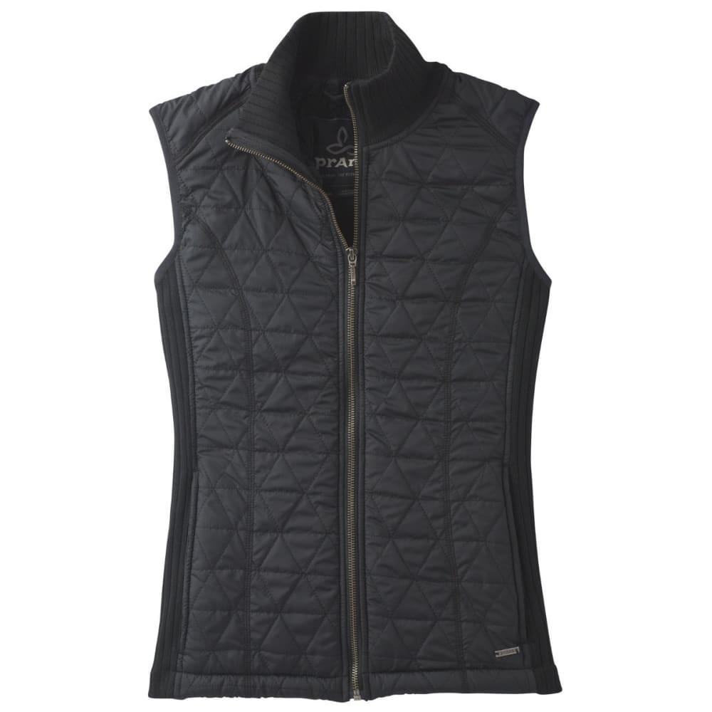 PRANA Women's Diva Vest - BLACK