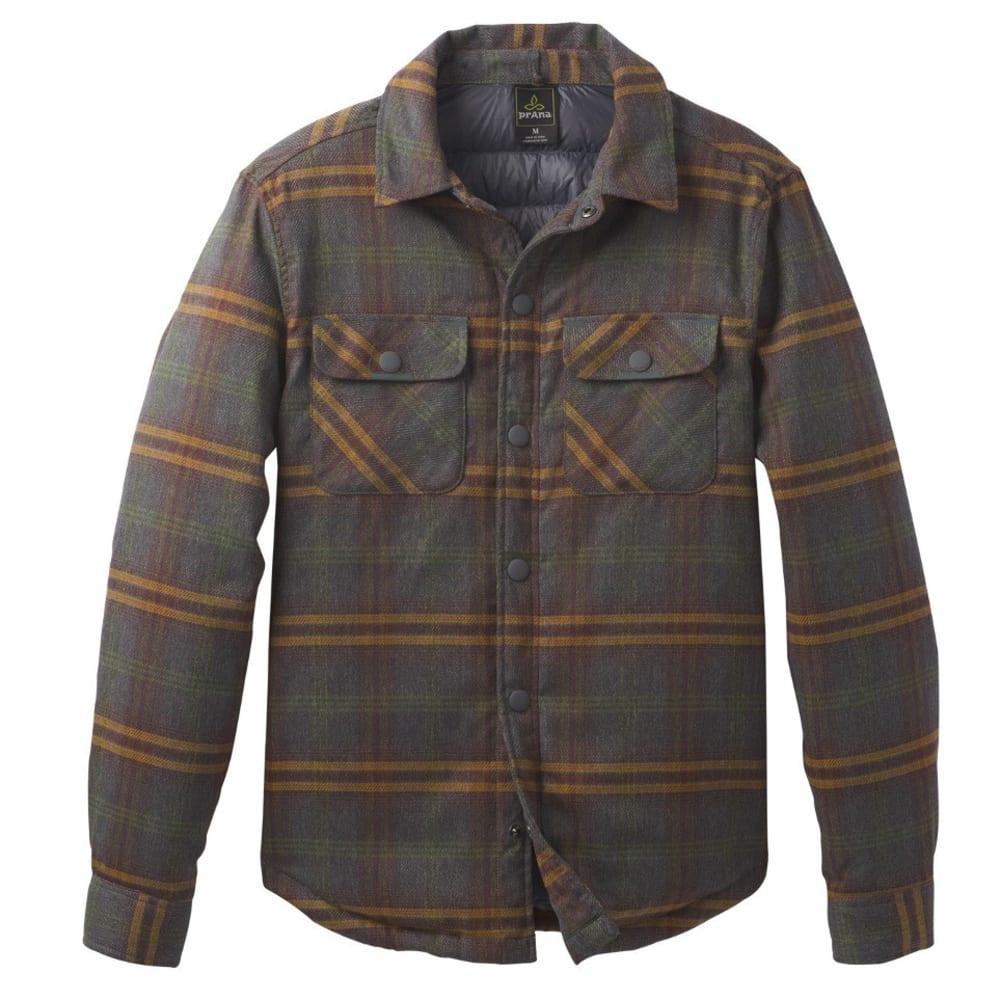 PRANA Men's Showdown Jacket - COAL