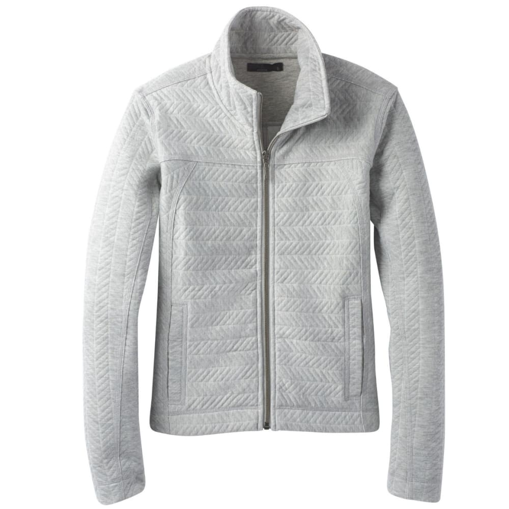PRANA Women's Hadley Jacket - HEATHER GREY