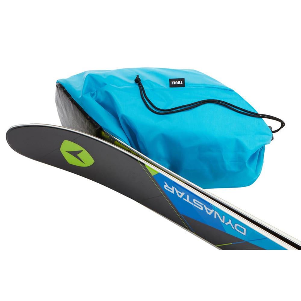 THULE Round Trip 192cm Ski Bag - BLACK