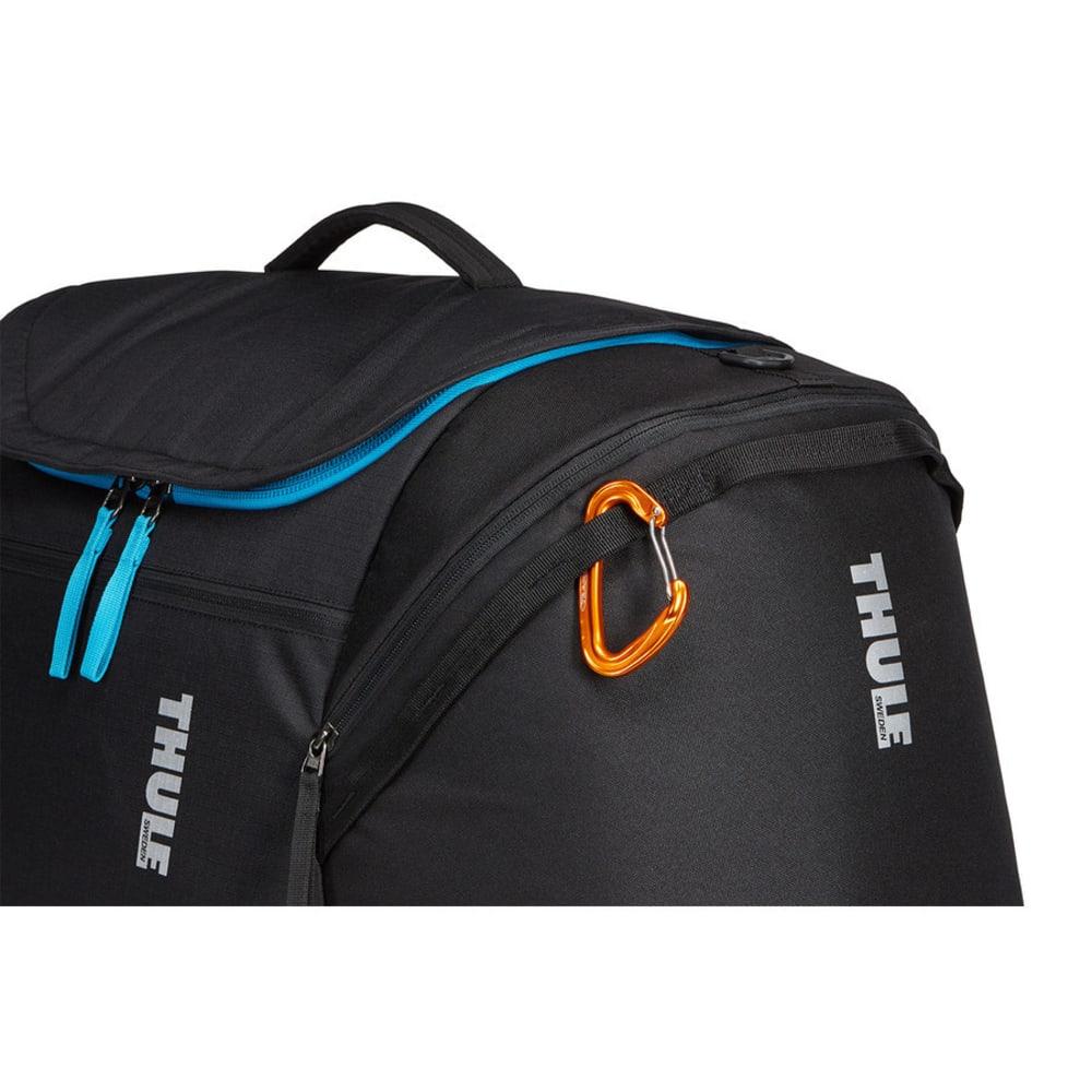 THULE Round Trip 90L Snowsport Duffel Bag - BLACK