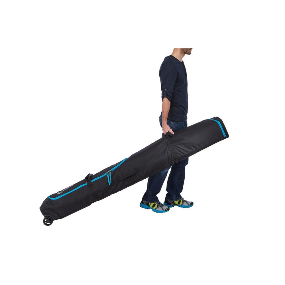 THULE Round Trip 192cm Ski Roller Bag - BLACK