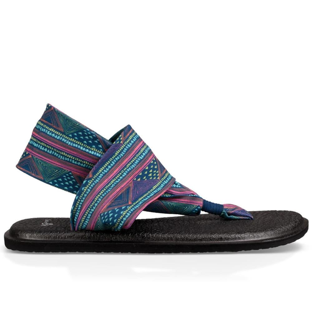 f7b43601066d8b SANUK Women s Yoga Sling 2 Prints Sandals - Eastern Mountain Sports