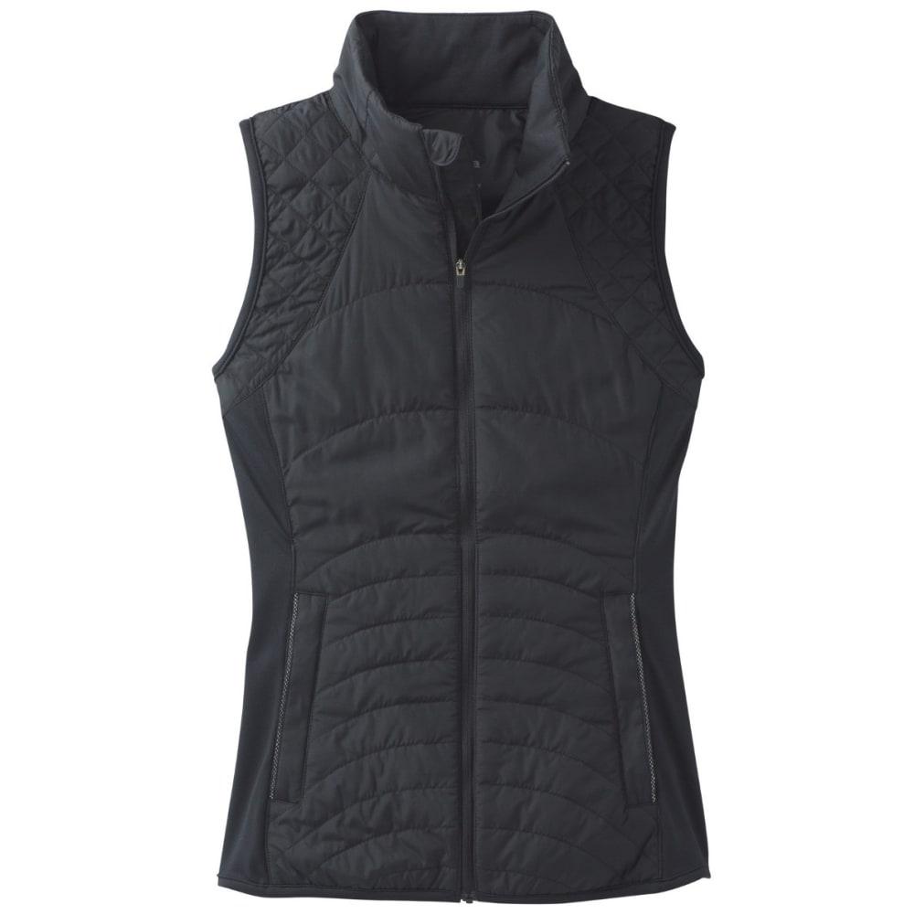 PRANA Women's Momentum Vest - BLACK