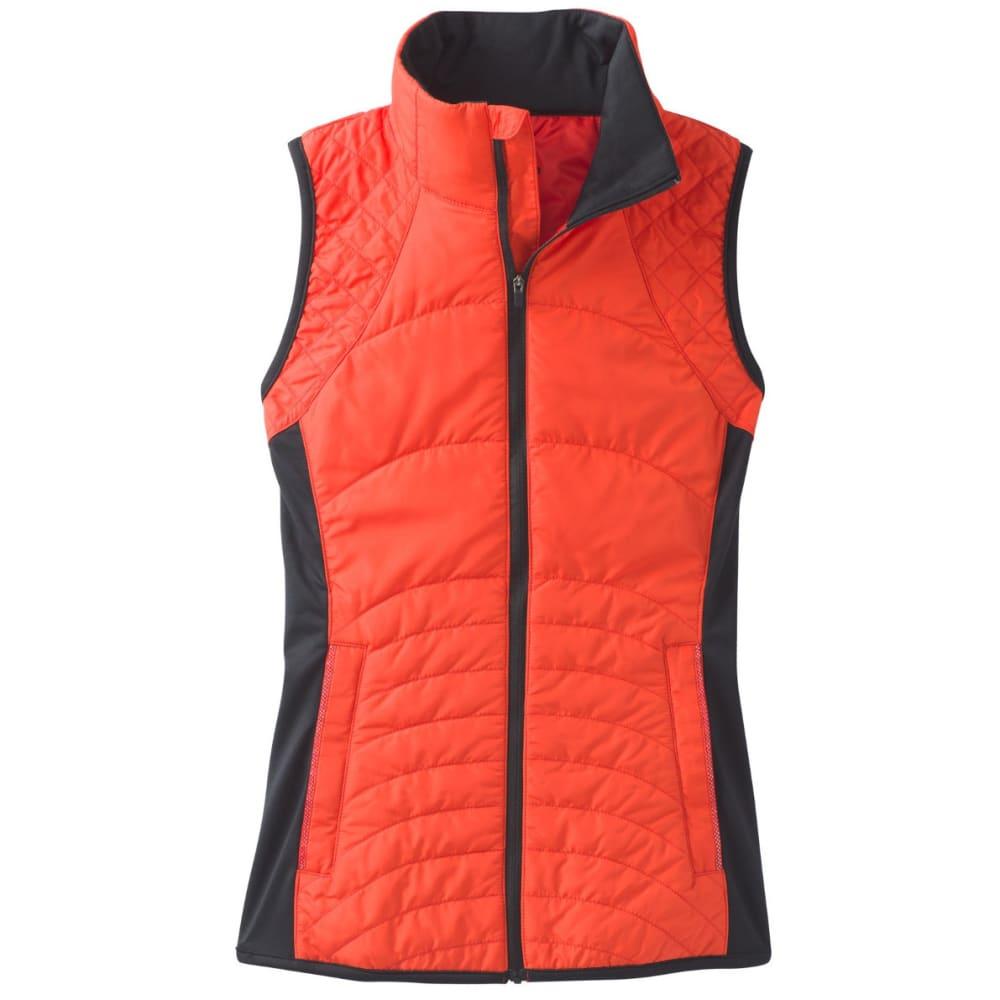 PRANA Women's Momentum Vest - FIERY RED