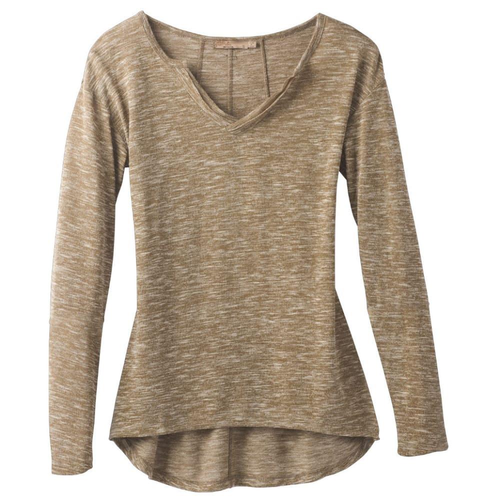 PRANA Women's Blythe Pullover - STONE