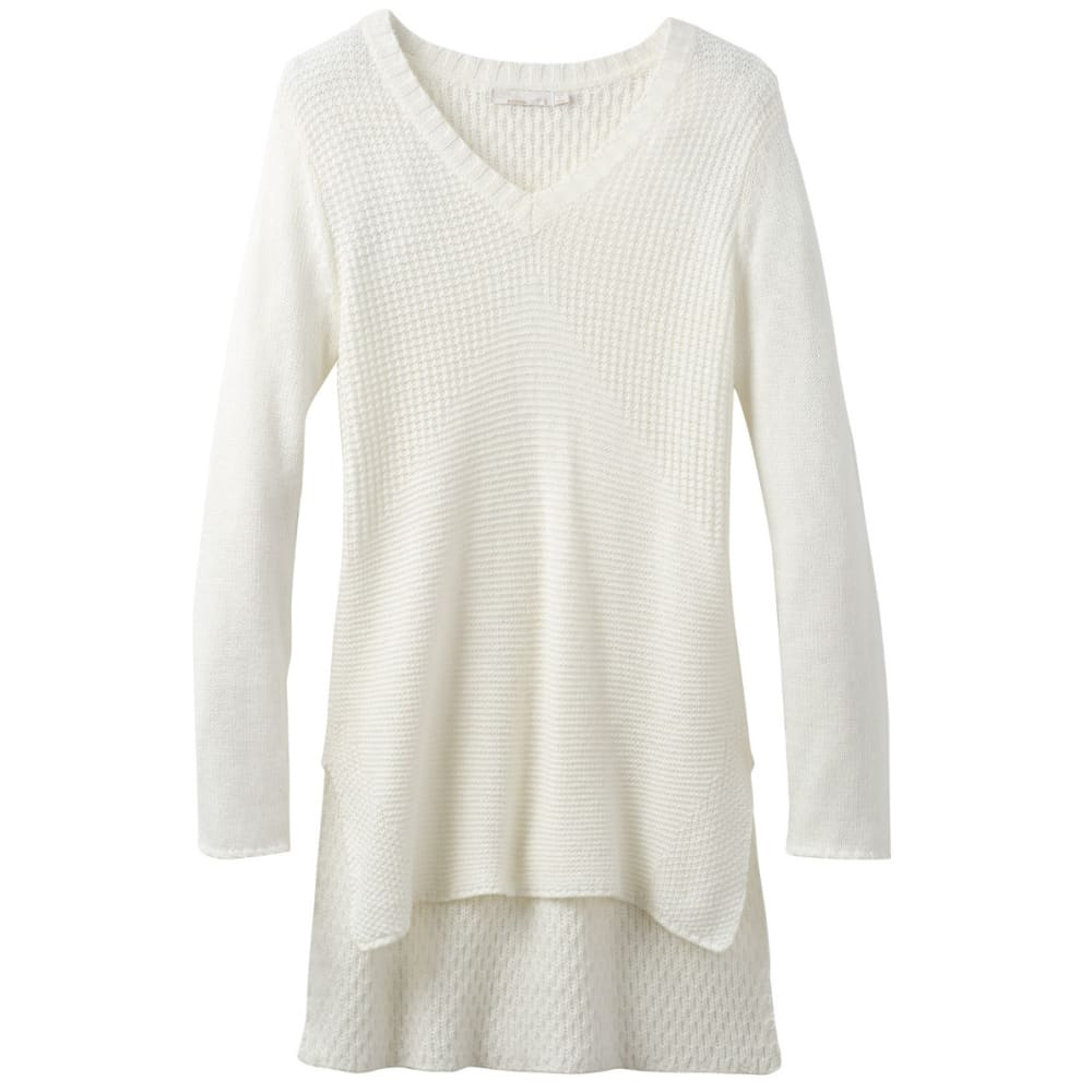 PRANA Women's Deedra Sweater Tunic - WINTER