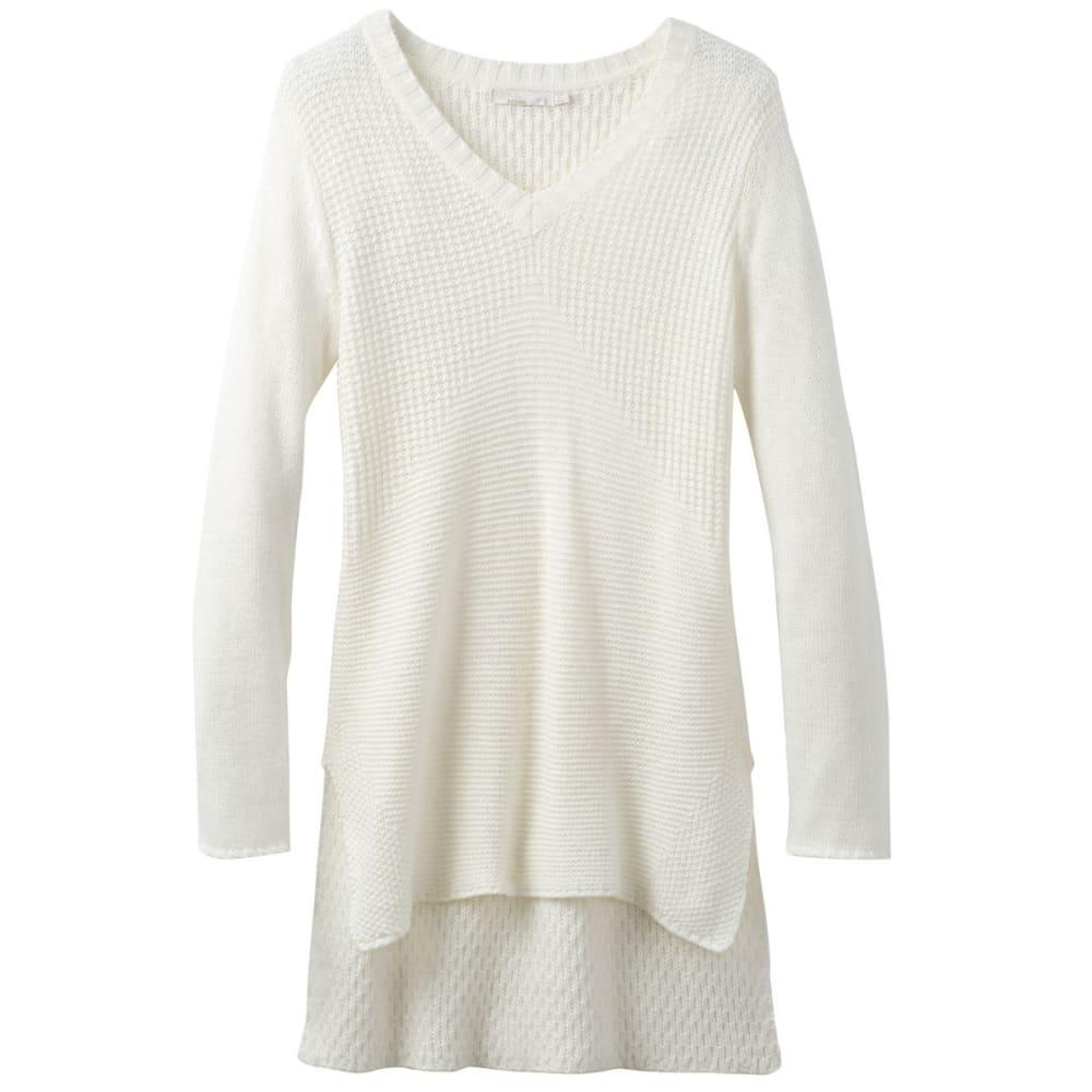 PRANA Women's Deedra Sweater Tunic - WINTER