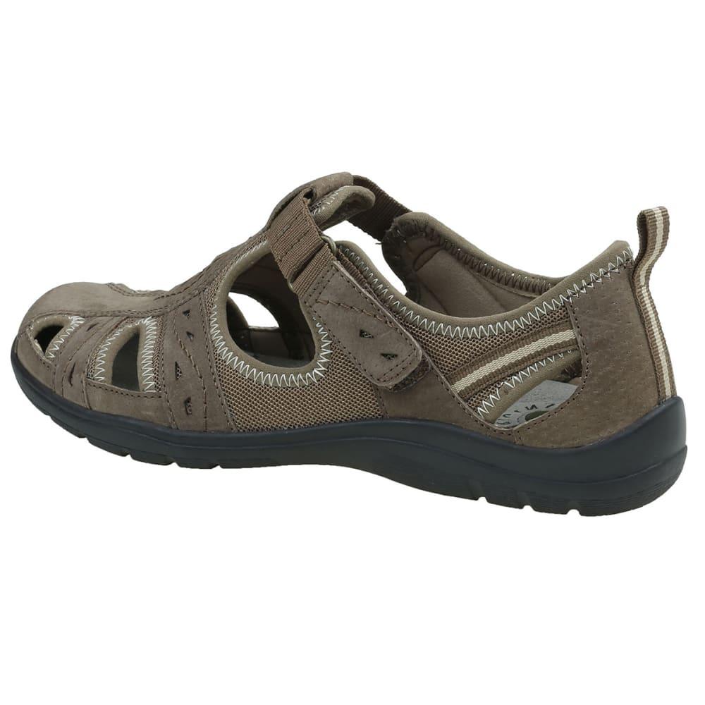 EARTH ORIGINS Women's Taye Casual Slip-On Shoes - BROWN-269