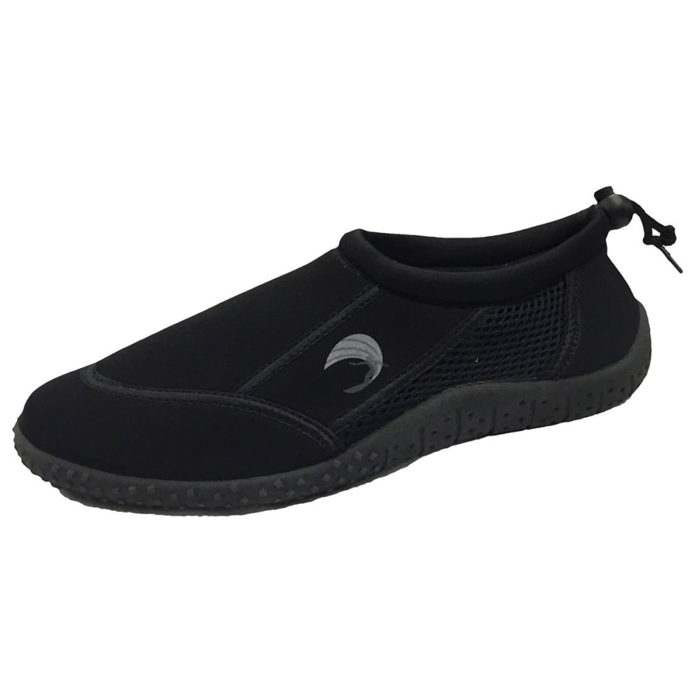 ISLAND SURF Women's Splash Water Shoes - BLACK