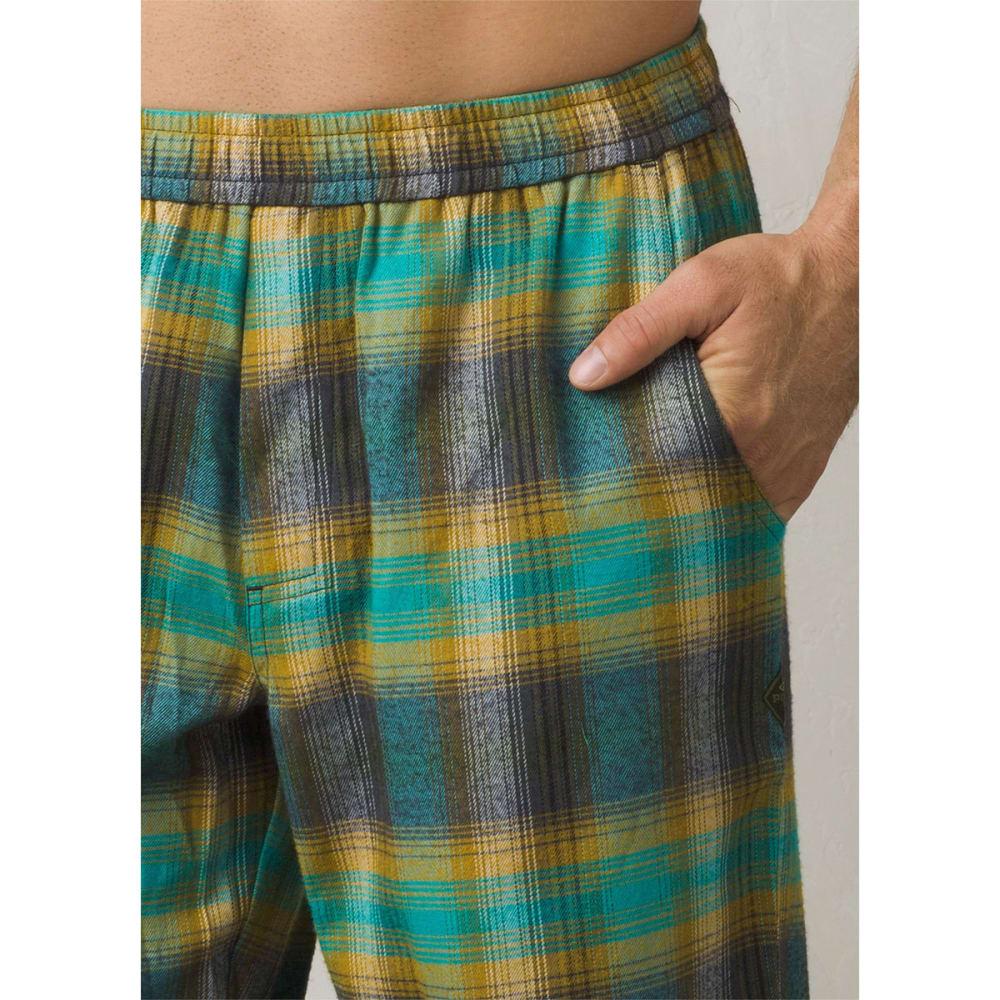 PRANA Men's Asylum Lined PJ Bottoms - SAFARI