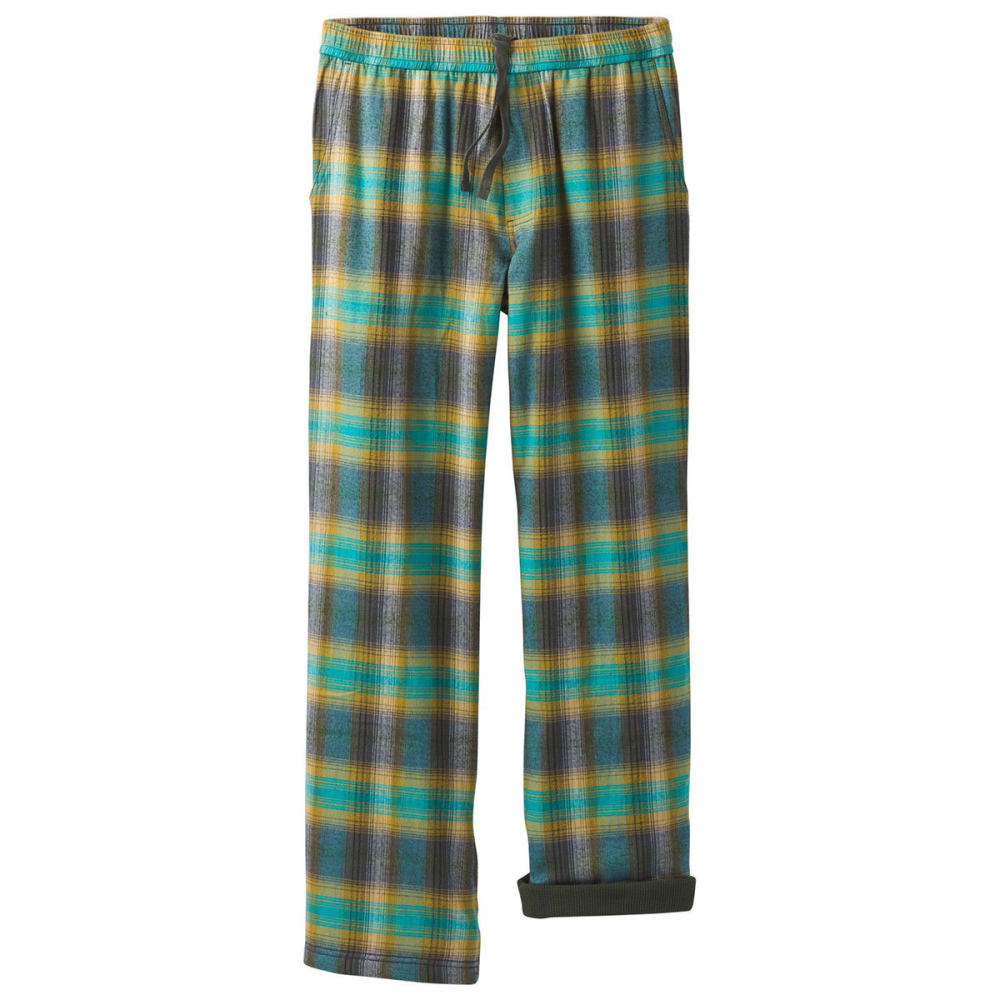 PRANA Men's Asylum Lined PJ Bottoms - SAFARI