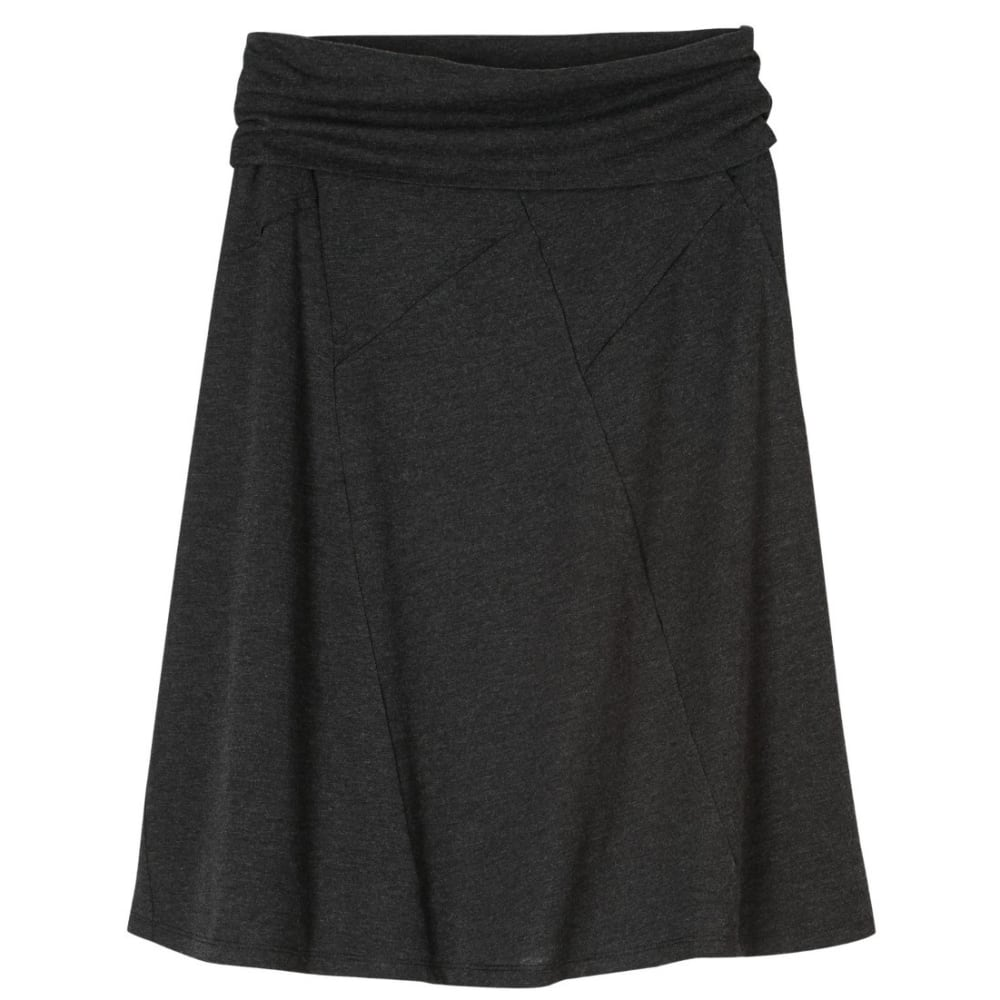 PRANA Women's Daphne Skirt - BLACK