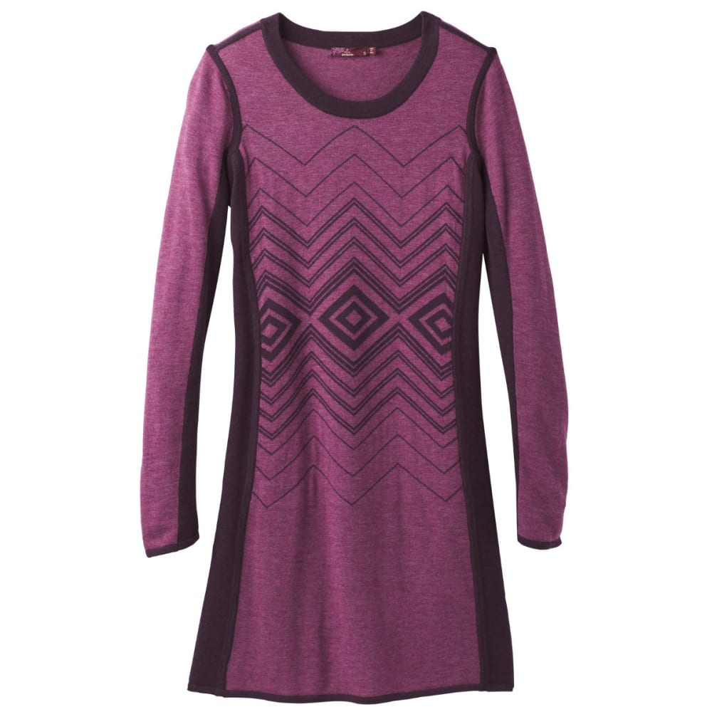 PRANA Delia Dress - SANGRIA