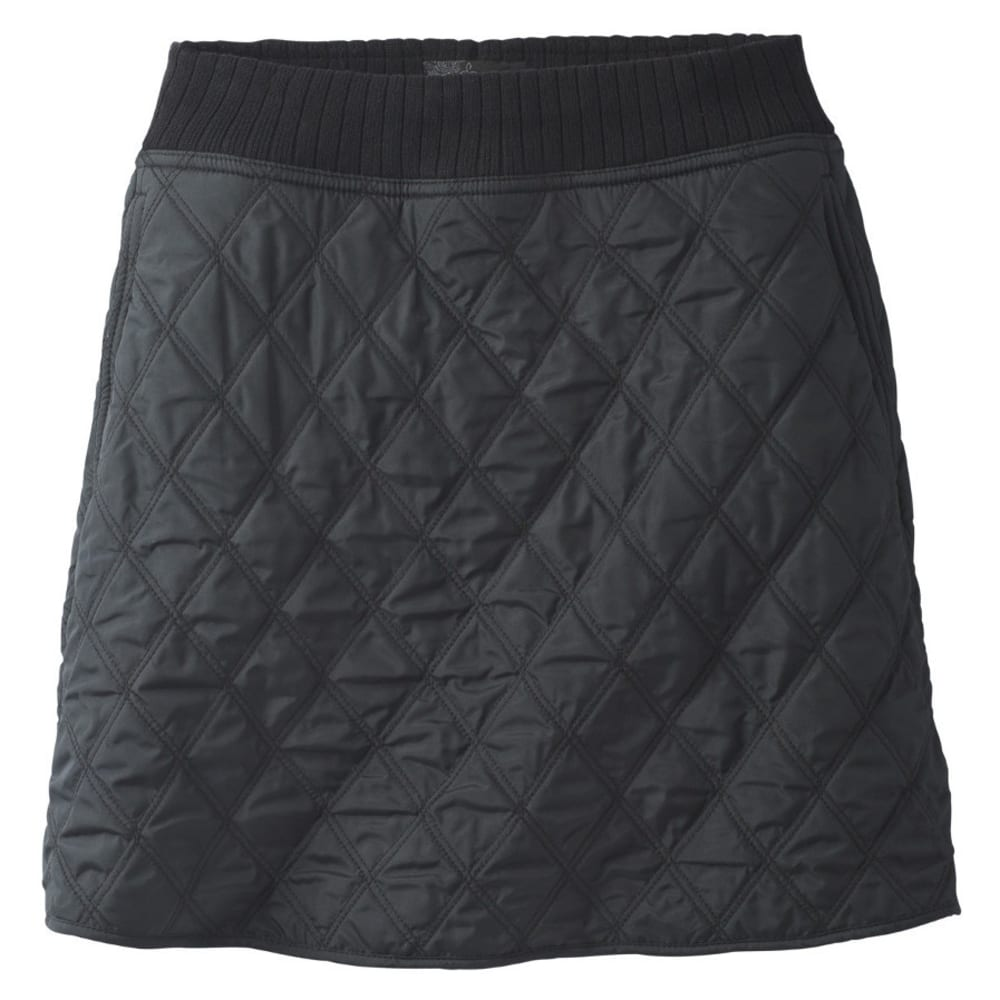 PRANA Women's Diva Skirt - BLACK