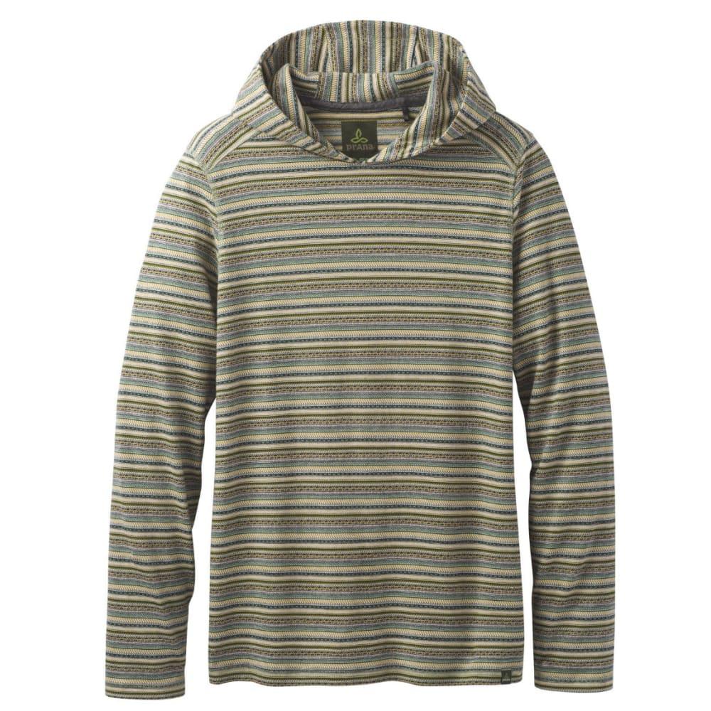PRANA Men's Dweller Pullover Hoodie - JUNIPER