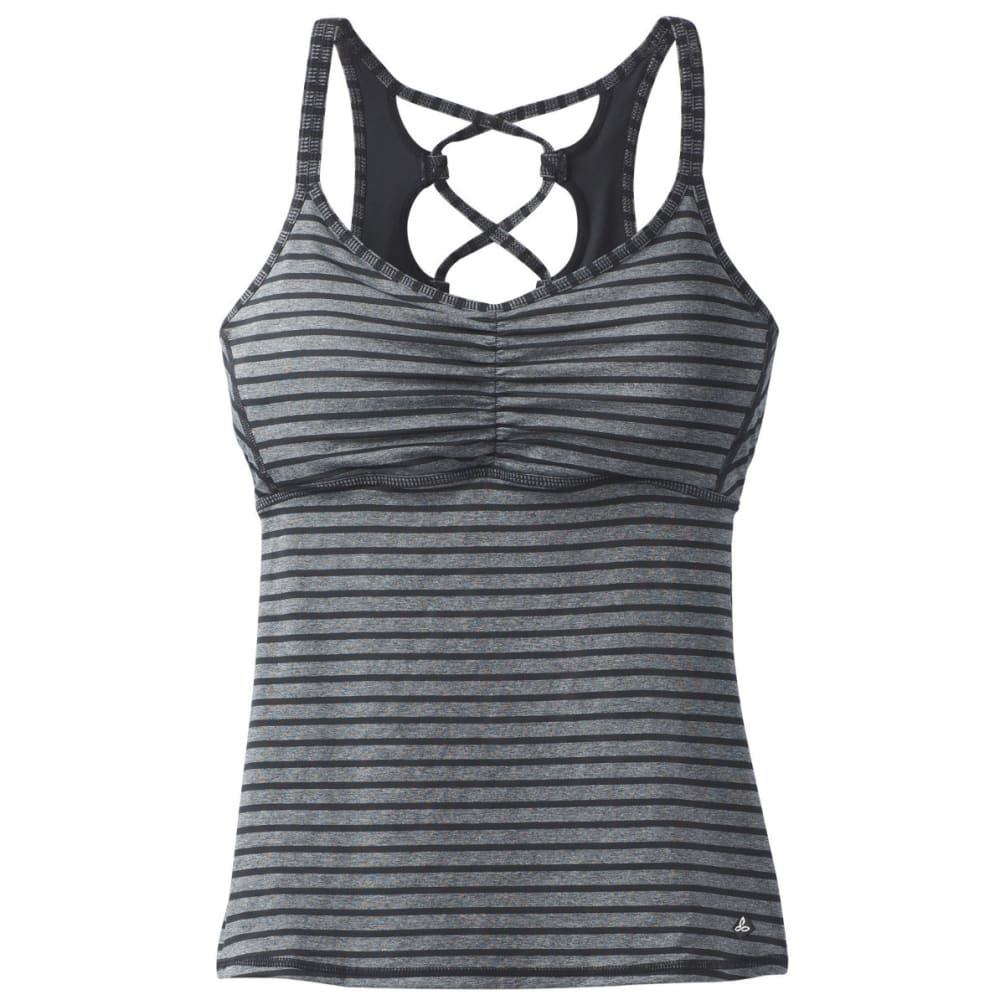 PRANA Women's Filament Tank - BLACK