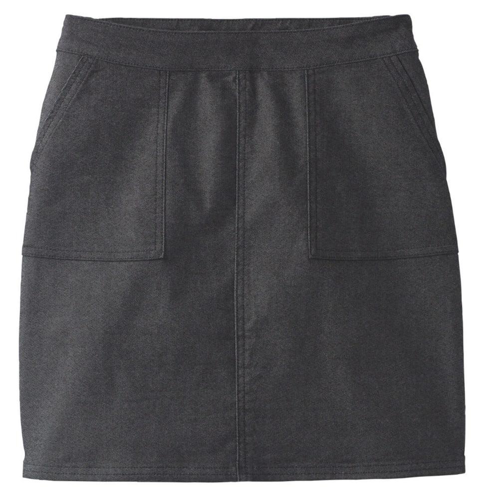 PRANA Women's  Kara Skirt - BLACK