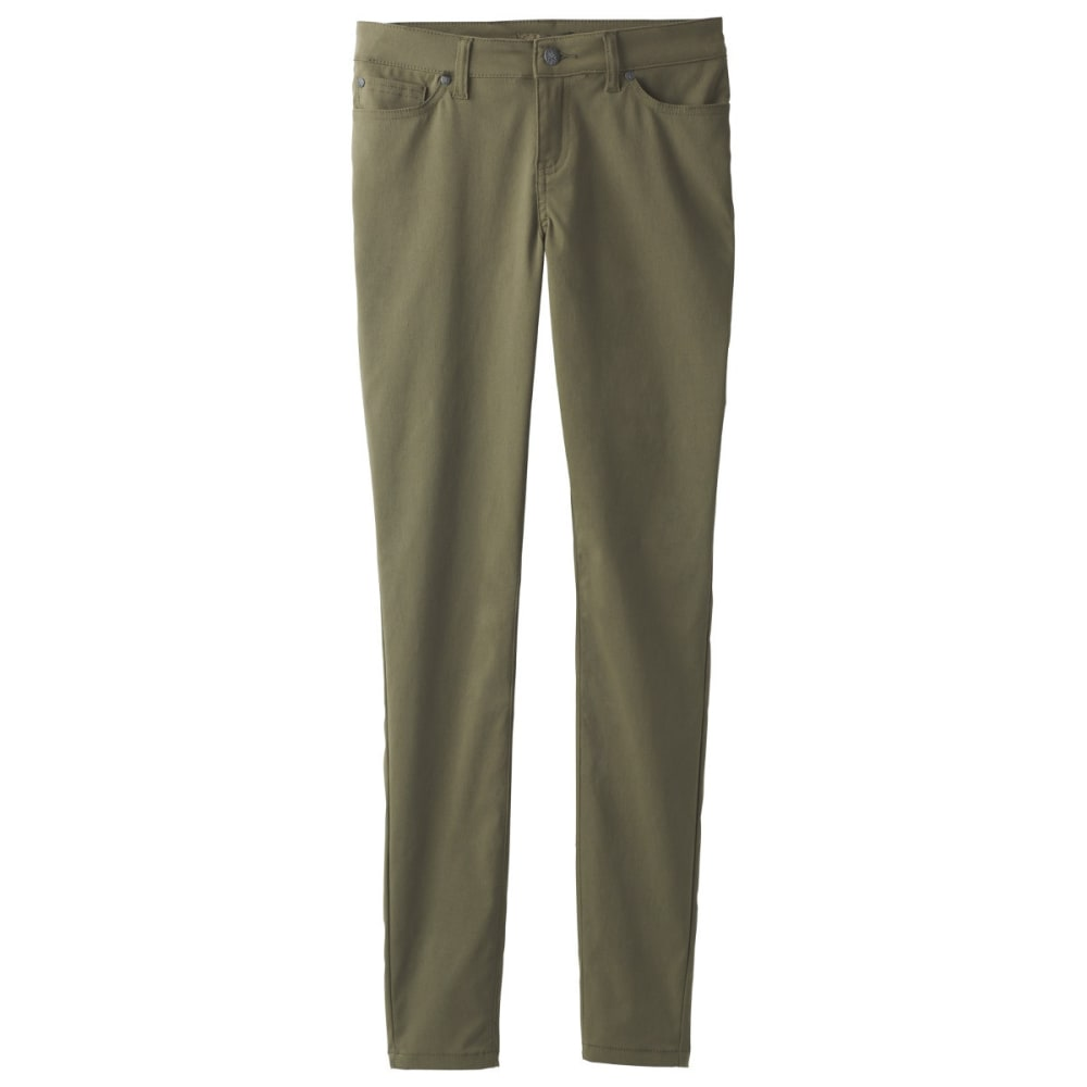 PRANA Women's Briann Pants - CARGO GREEN