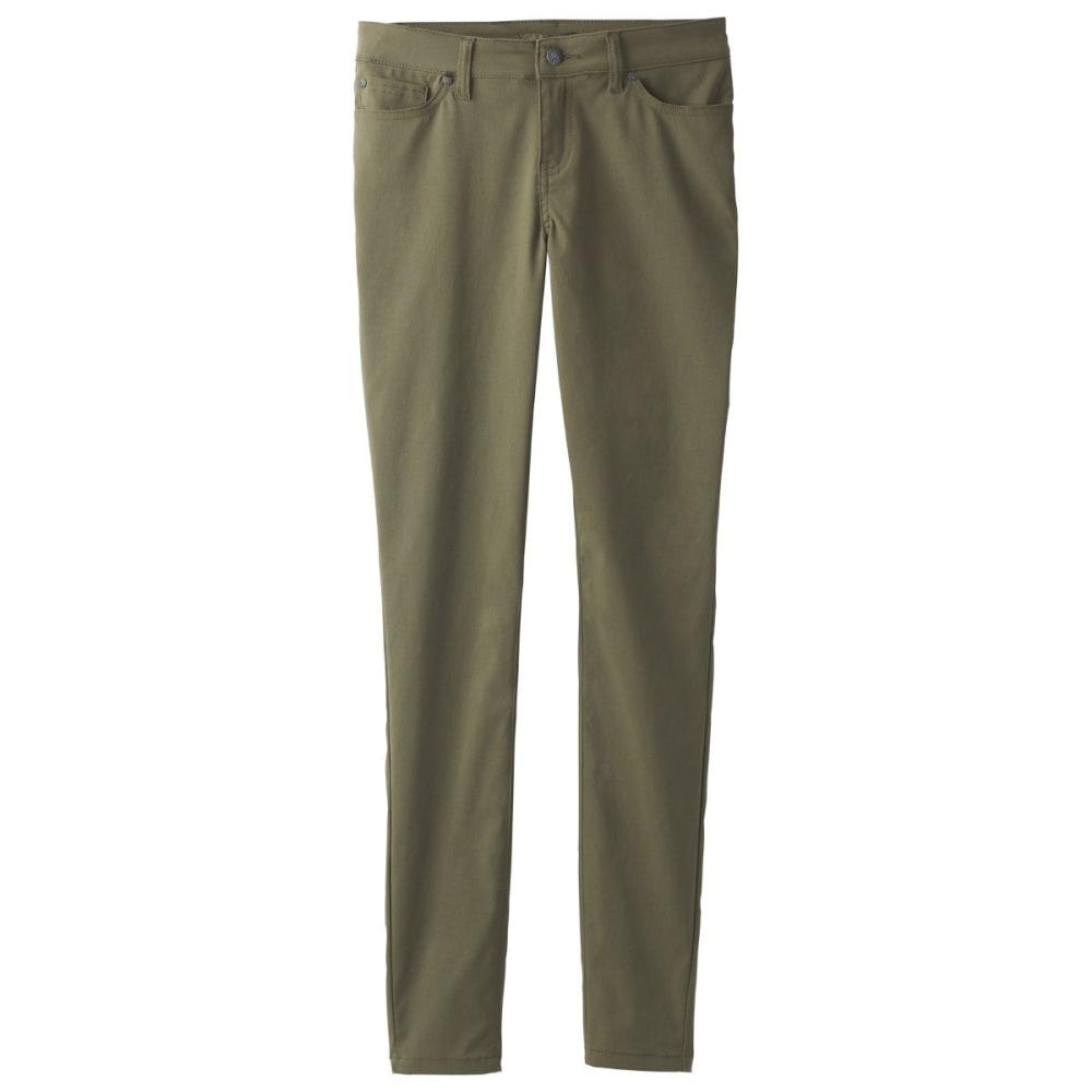 PRANA Women's Briann Pants - CARGO GREEN