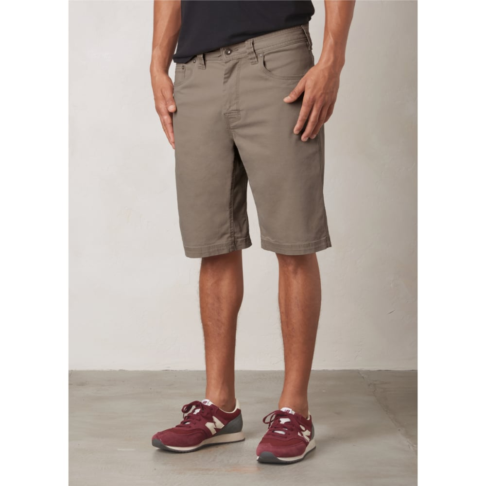 PRANA Men's Bronson 9-Inch Shorts - MUD