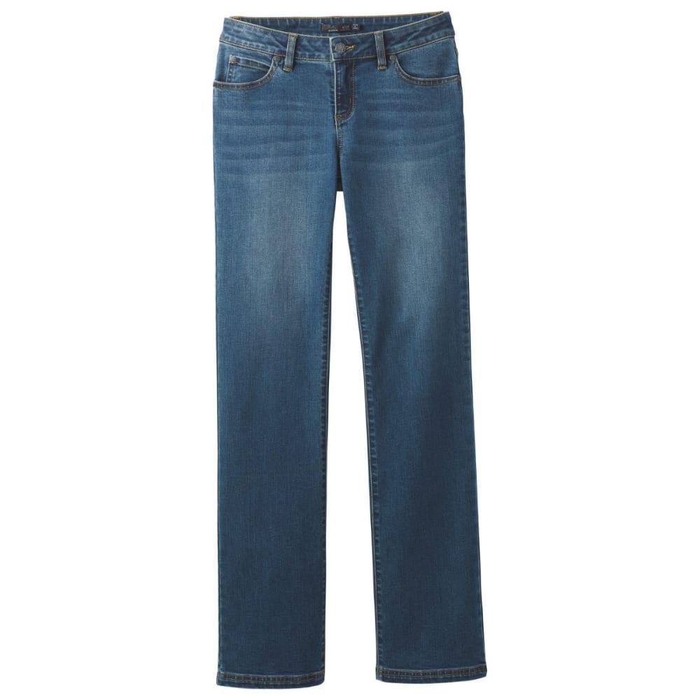 PRANA Women's Geneva Jeans - ANTIQUE BLUE